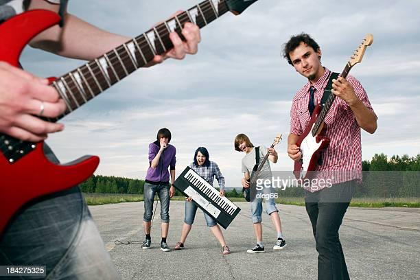 グループのミュージシャン