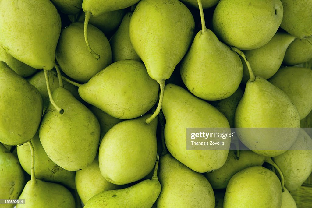 A group of pears