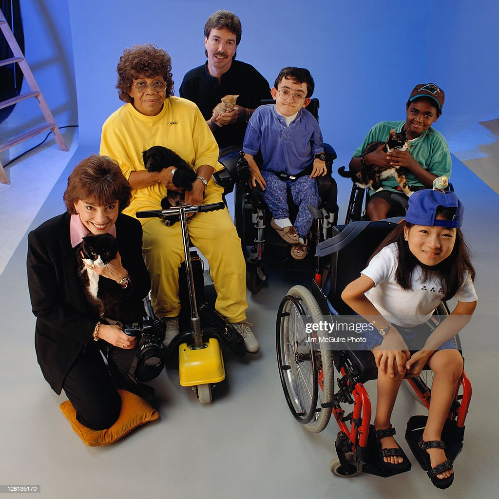 orthopedic impairment Four of the more common physical disabilities are cerebral palsy, spina bifida, epilepsy and muscular dystrophy cerebral palsy is a condition that affects the brain's ability to send messages to the body, thus affecting the use of muscles.