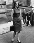 UNS: In The News: Christine Keeler, Former Model At the Centre of the Profumo Affair