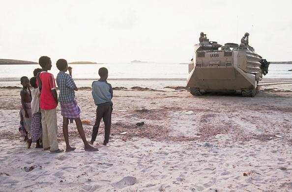 us intervention in somalia 1992 essay
