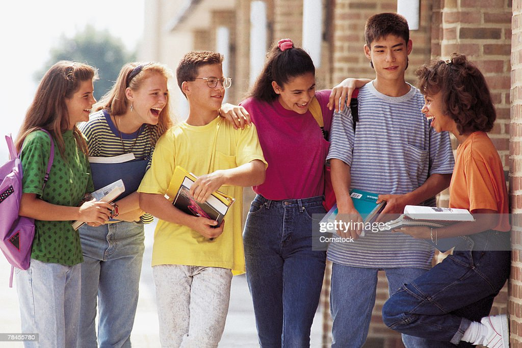 socializing in high school Introduction to sociology – 1st  graduation from formal education—high school,  wealthy parents are socializing their children toward the skills of.