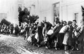 A group of war orphans in Greece in 1922 These Greek and Armenian children who saw their parents killed during the 19191922 conflict between Greece...