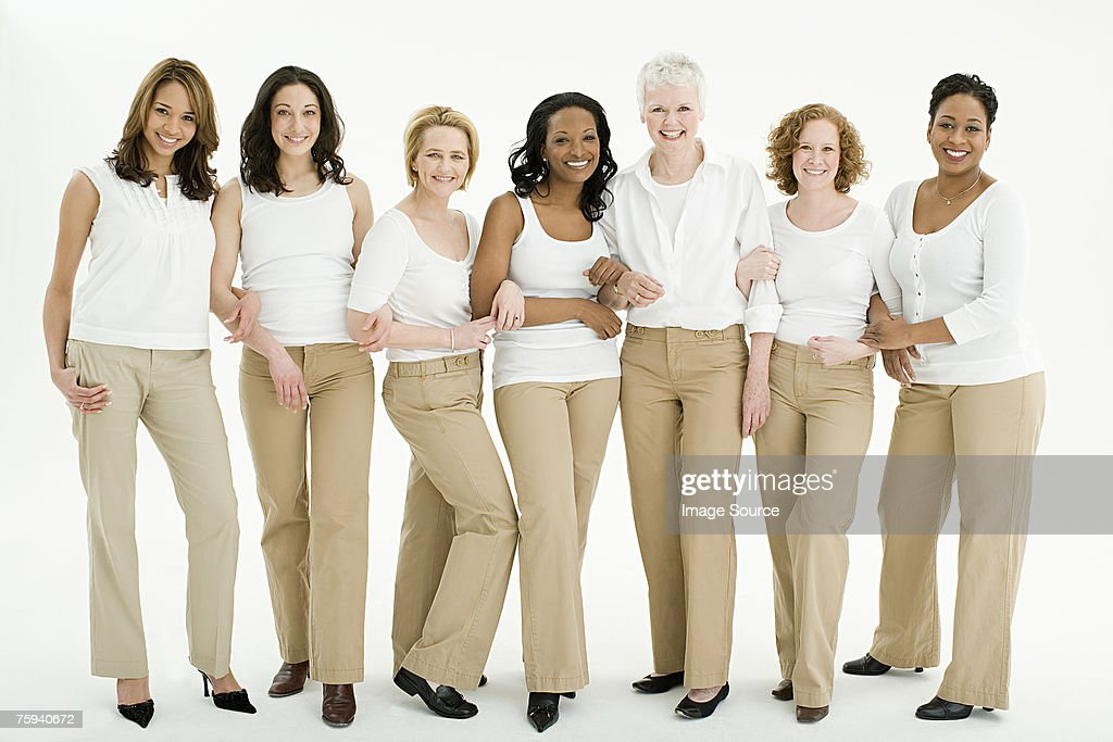 Group of women : Stock Photo