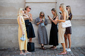 Street Style - Day 3 - Copenhagen Fashion Week...