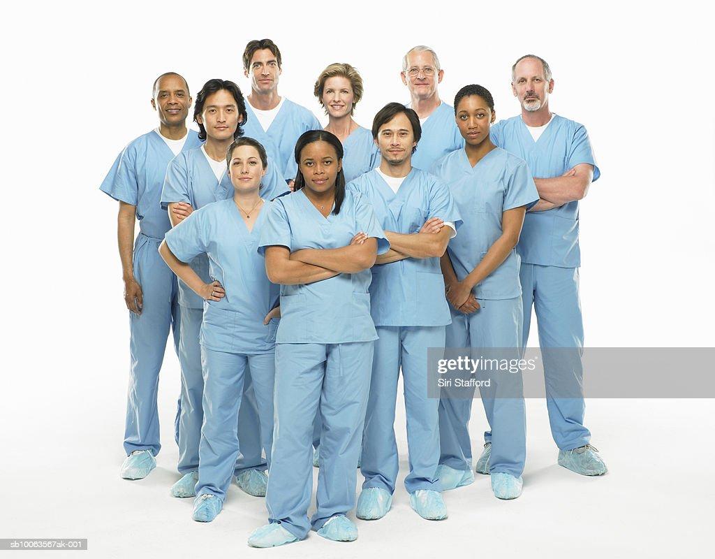 Scrubs Group 10