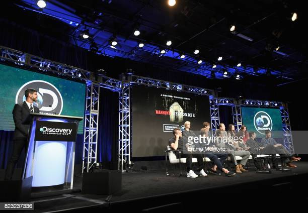 Group President Discovery Channel Animal Planet Science Channel and Velocity Rich Ross Actors Jane Lynch Mark Duplass Jeremy Bobb Elizabeth Reaser...