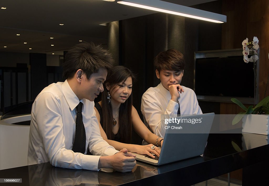 Group Work : Stock Photo