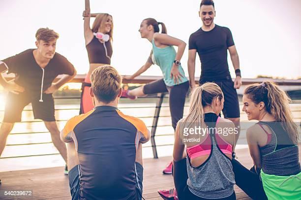 Grupo de ejercicio