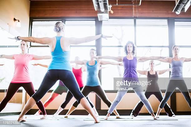 Les cours de Yoga en Studio