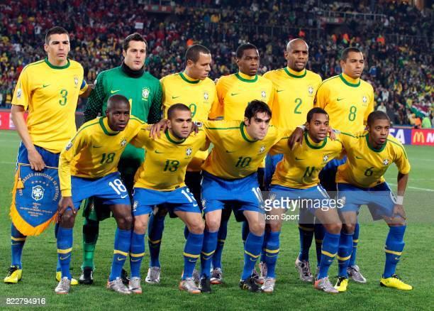 Groupe Bresil / Chili 8eme de Finale coupe du monde 2010 Afrique du Sud
