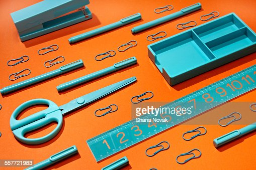 Grouping of Office Supplies