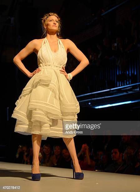 Group/Mohawk Group entry for the 2015 PretaPorter fashion show Future Undefined hosted by the International Interior Design Association Rocky...