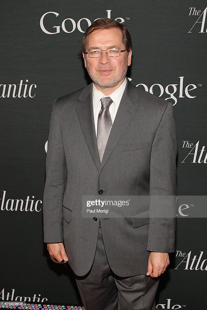 <a gi-track='captionPersonalityLinkClicked' href=/galleries/search?phrase=Grover+Norquist&family=editorial&specificpeople=779501 ng-click='$event.stopPropagation()'>Grover Norquist</a> attends Google and the Atlantic White House correspondents' party at Constitution Gardens on the National Mall on April 24, 2015 in Washington, DC.