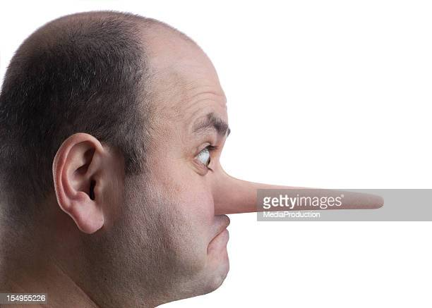 Growing nose