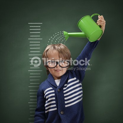 Growing up : Stock Photo