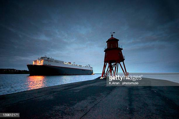 Groyne lighthouse, Nordic Spirit