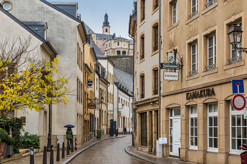 Luxembourg benelux stock photos and pictures getty images for Luxembourg homes