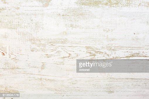 Grunge background. Peeling paint on an old wooden floor : Stock Photo