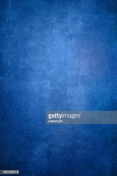 Pared grunge textura azul