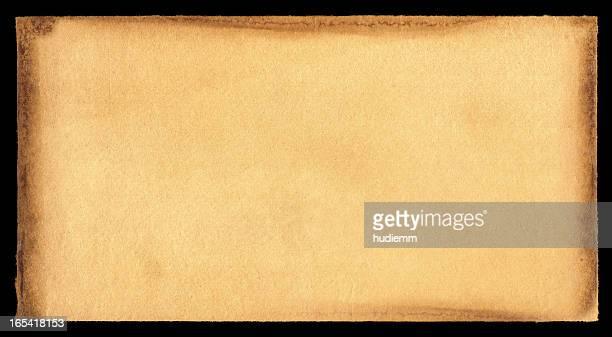 texture de papier Grunge marron