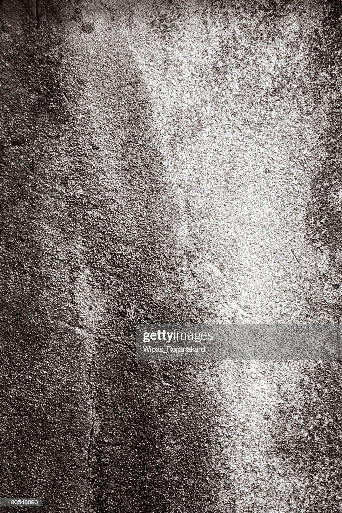 Grunge textura de concreto cor castanha : Foto de stock