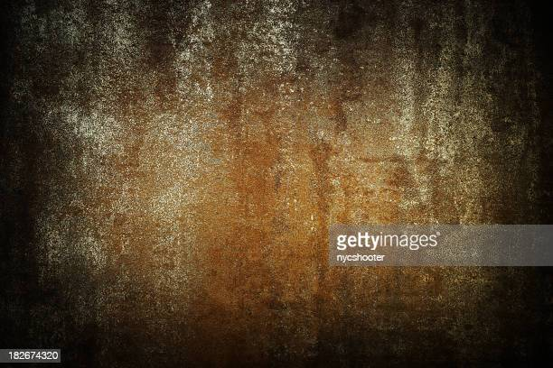 Grunge distressed metal