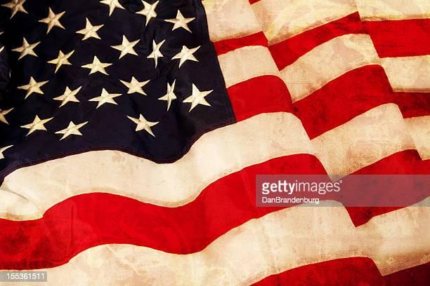 Grunge Flag
