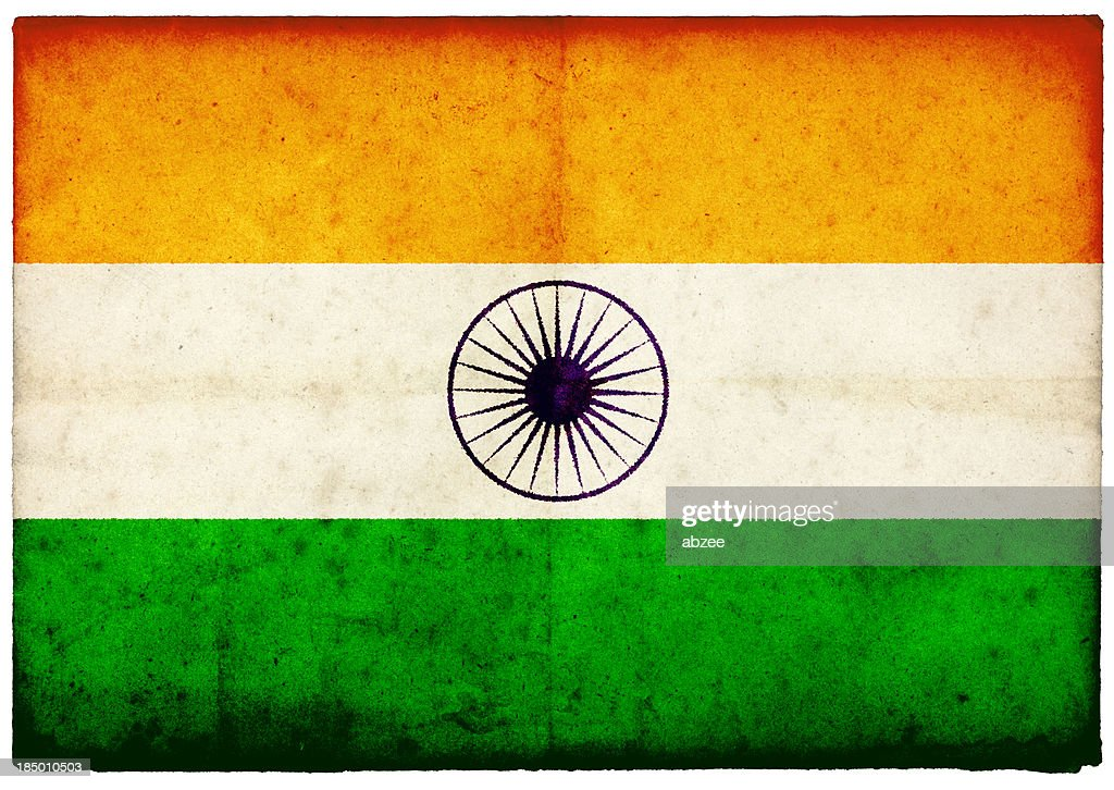 India: Historical Flags