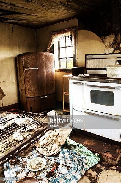 Grunge Kitchen