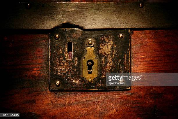 Grunge-Lock