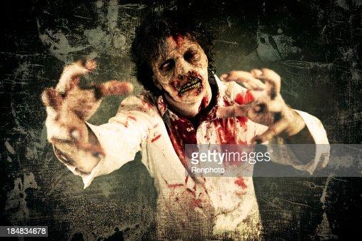 Grunge Male Zombie