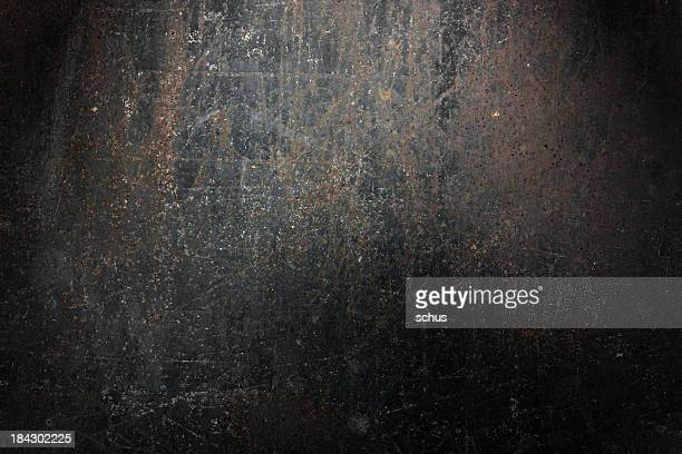 Grunge rusty metal background.