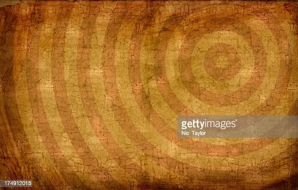 Grunge Target Background