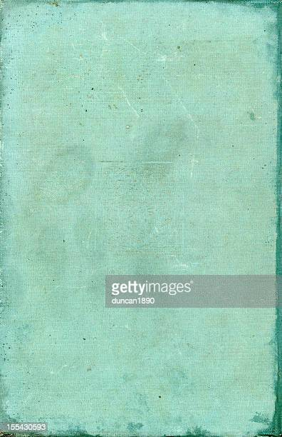 Fond Grunge Toile Turquoise