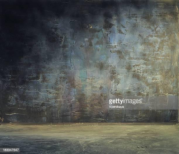 Grunge wall backround