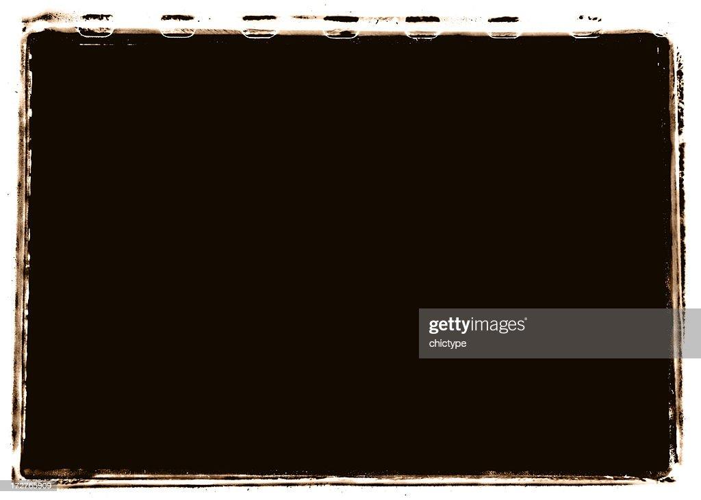 Grunge/Retro Photo Border