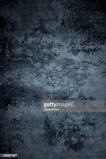 Grungy Dilapidated Concrete Wall