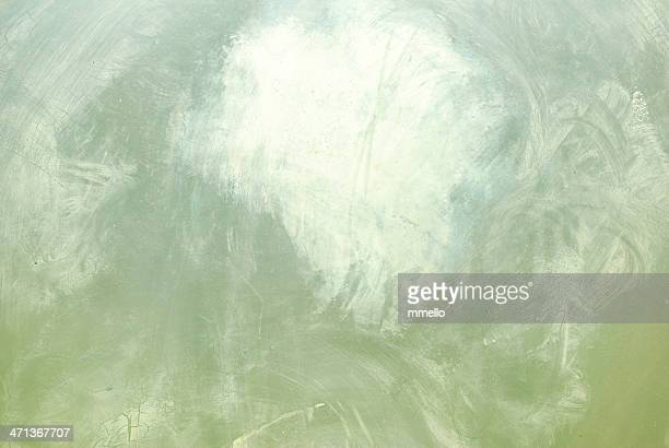 Grungy Green Background