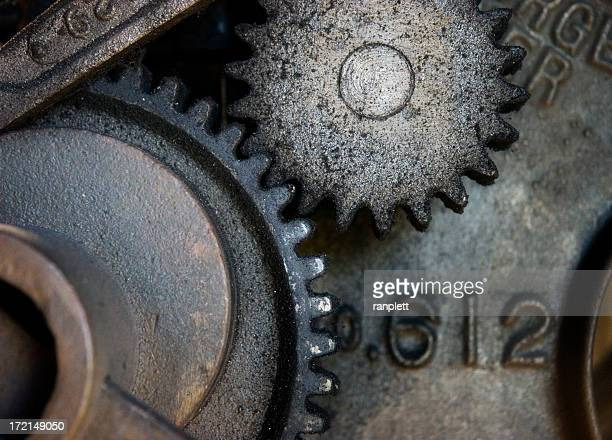 Grungy Gritty Gears
