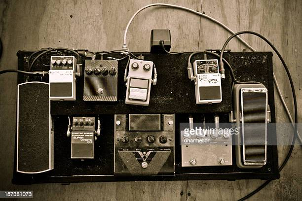 Grungy Guitar Pedals