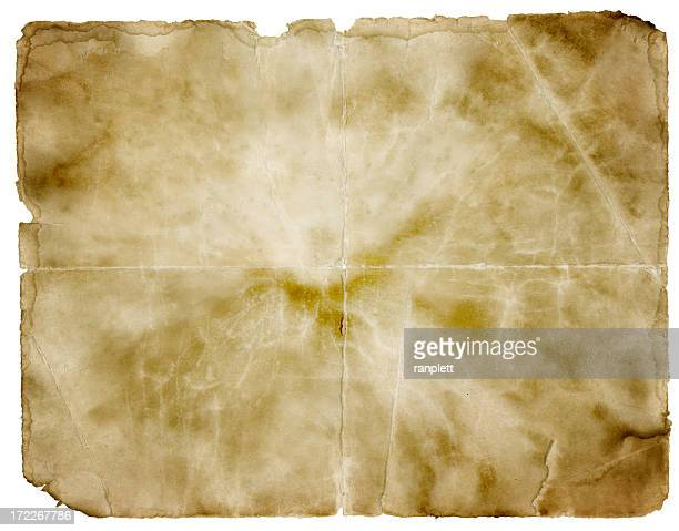 Grungy Paper (Clipping Path; XXL)
