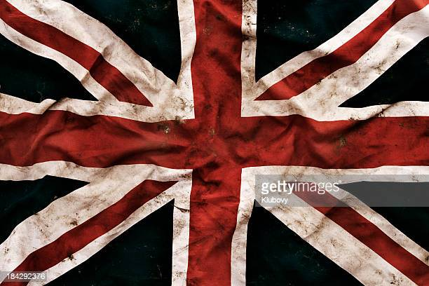 Grungy United Kingdom Flag