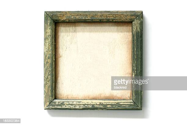 Grungy Wooden Frame