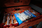 Grupo Bimbo SAB cinnamon rolls and croissants are displayed for delivery in Mexico City Mexico on Thursday July 21 2016 Grupo Bimbo SAB is scheduled...