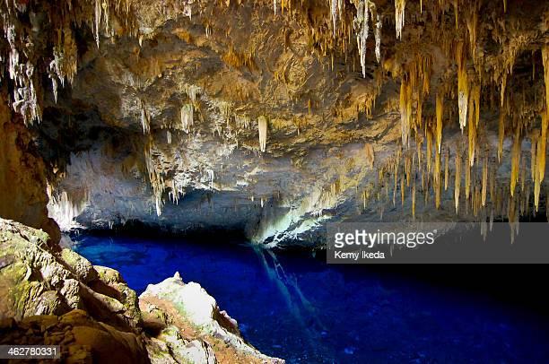 Gruta Lagoa Azul - Bonito - MS - Brazil