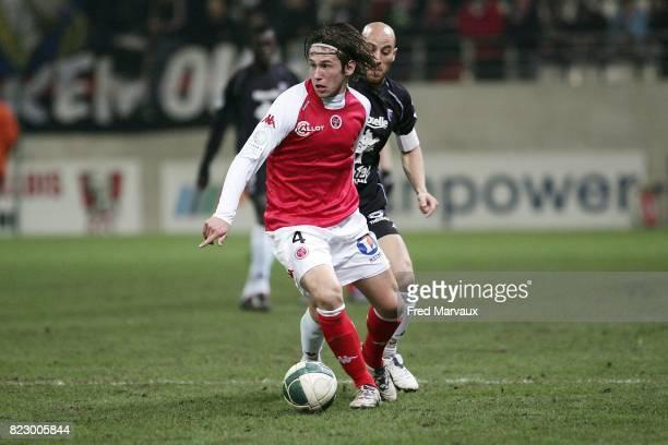 Grzegorz KRYCHOWIAK Reims / Metz 26eme journee de Ligue 2