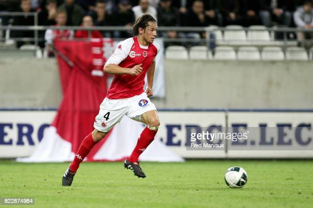Grzegorz KRYCHOWIAK Reims / Istres 3eme journee ligue 2 Stade Auguste Delaune