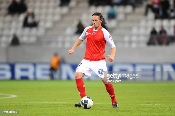 Grzegorz KRYCHOWIAK Reims / Nantes 7eme journee de Ligue 2 Stade Auguste Delaune Reims