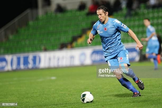 Grzegorz KRYCHOWIAK Metz / Reims 8eme journee de Ligue 2